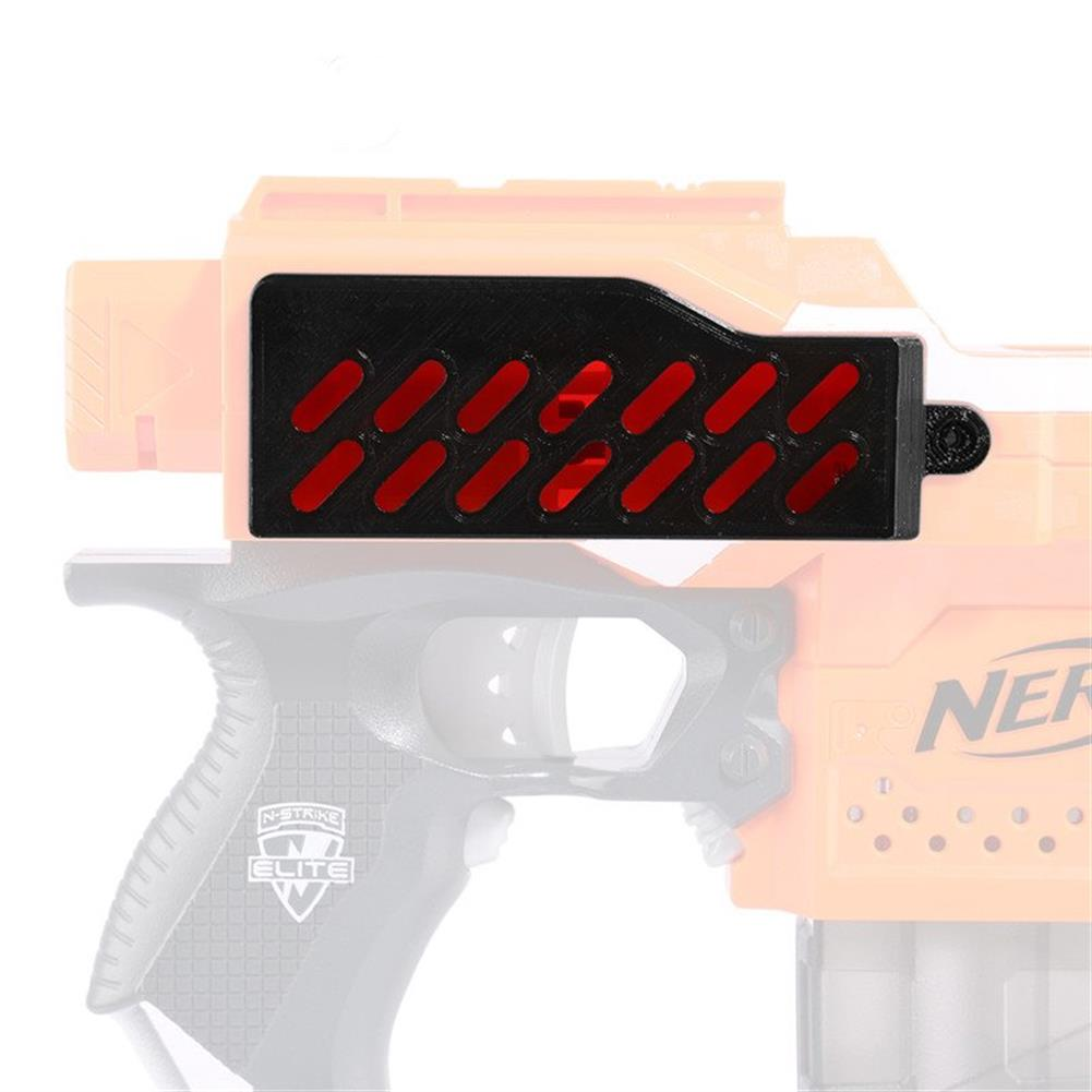 accessories-for-nerf WORKER F10555 3D Printed Extended Battery Cover Part for Nerf Stryfe HOB1278445