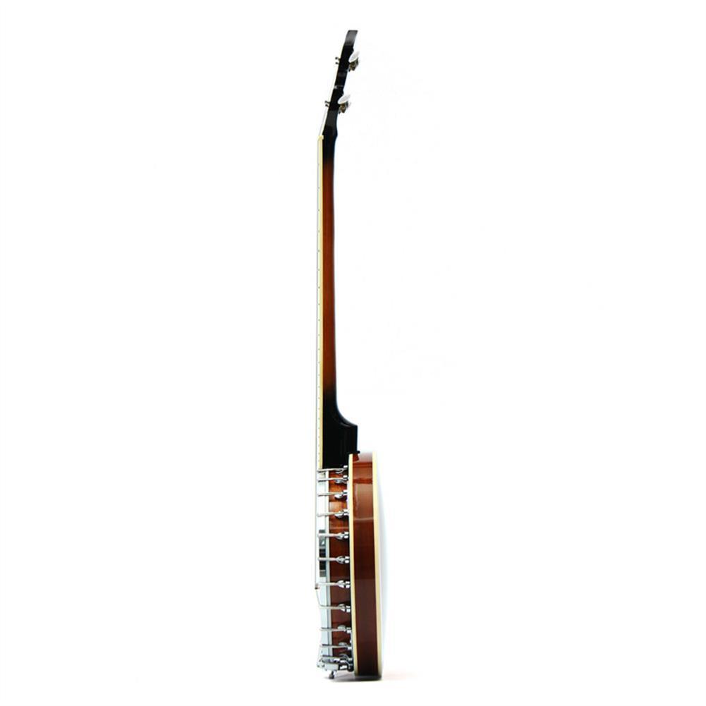 banjo 5-String 22 Fret Remo Bluegrass Banjo Guitar Mahogany Wood Traditional Western Ukulele HOB1279593 2