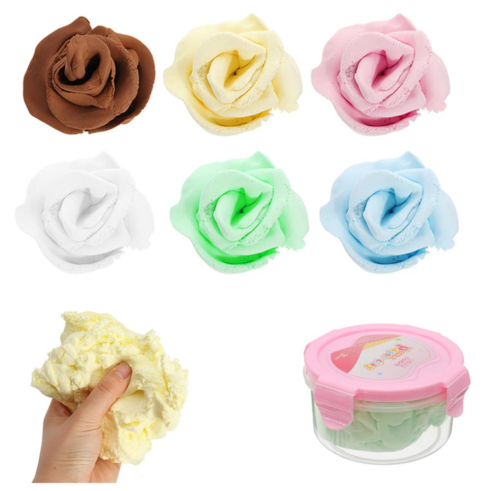 pottery-clay-tools Nororo Paper Clay 300ml SOFT Ultralight DIY Non-Toxic Non-Brushed Space Sand Kids Play Toy HOB1280587
