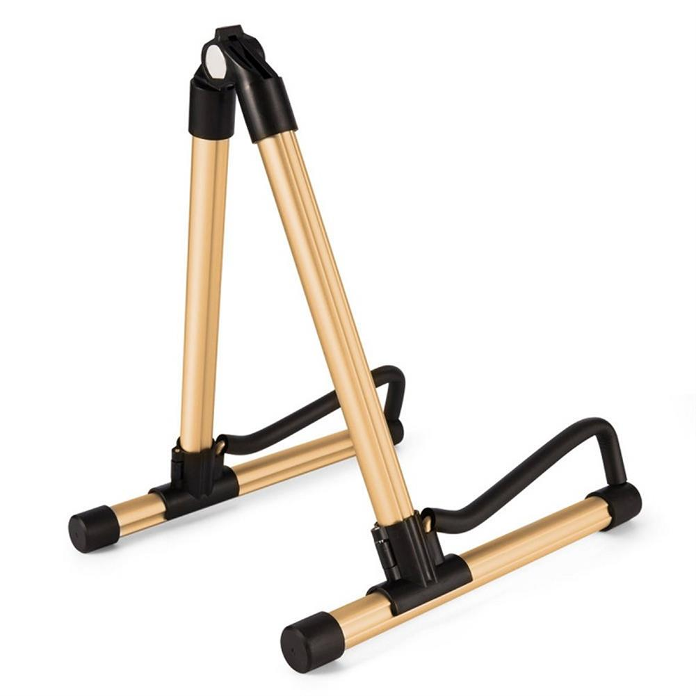 guitar-accessories Folding Electric Acoustic Bass Guitar Stand Holder for Guitar Ukulele Violin HOB1288267 2