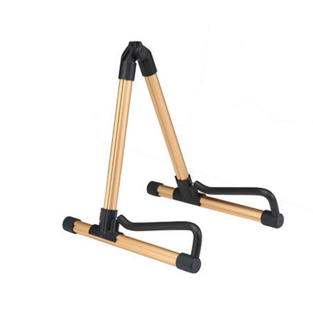 guitar-accessories Folding Electric Acoustic Bass Guitar Stand Holder for Guitar Ukulele Violin HOB1288267 3