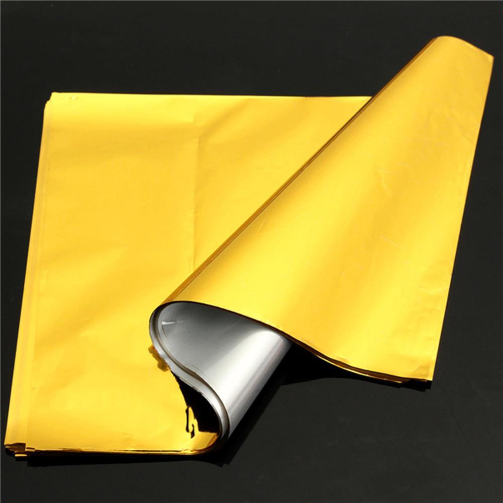paper-art-drawing 100pcs Foil Paper Plastic Packaging Machine Dedicated A4 Hot Stamping Printer Paper Art HOB1295461 2