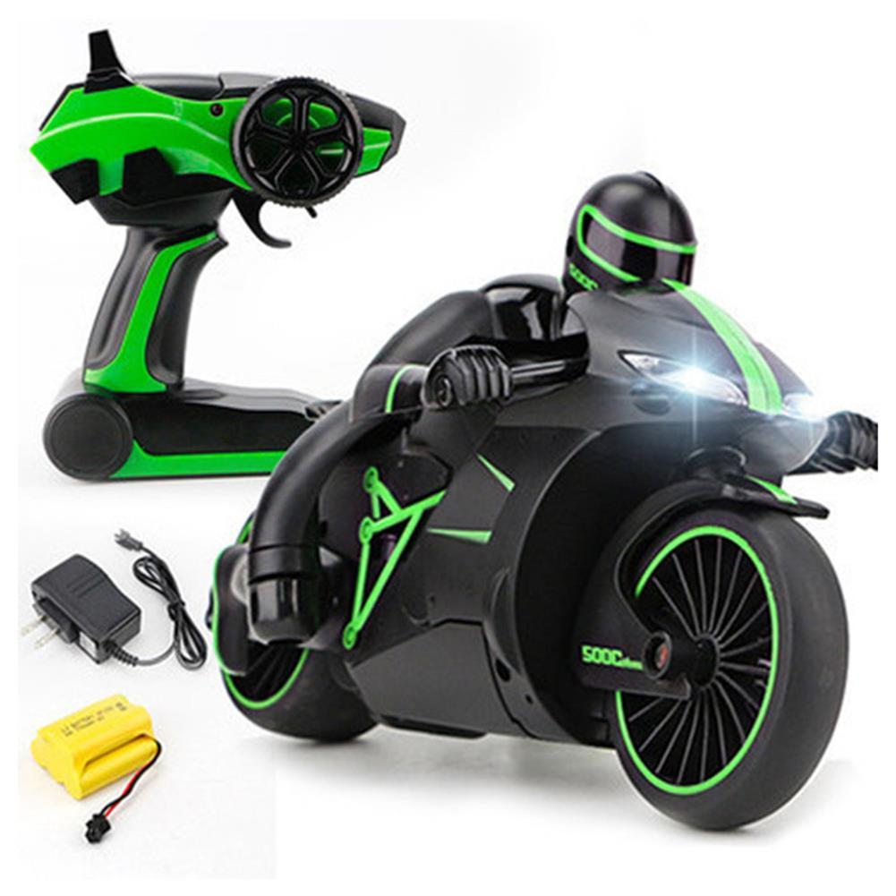 rc-motorcycle-rc-vehicles ZhengCheng 333-MT01B 2.4G 20km/h Rc Car Motorcycle 30 Degree 24.4*12.7*14cm with Flashlight HOB1297347