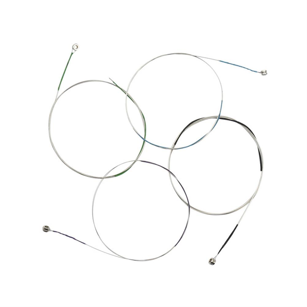 strings-accessories 4Pcs IRIN V68 Violin Strings for 1/8 1/4 1/2 3/4 4/4 Common Size HOB1297942 1