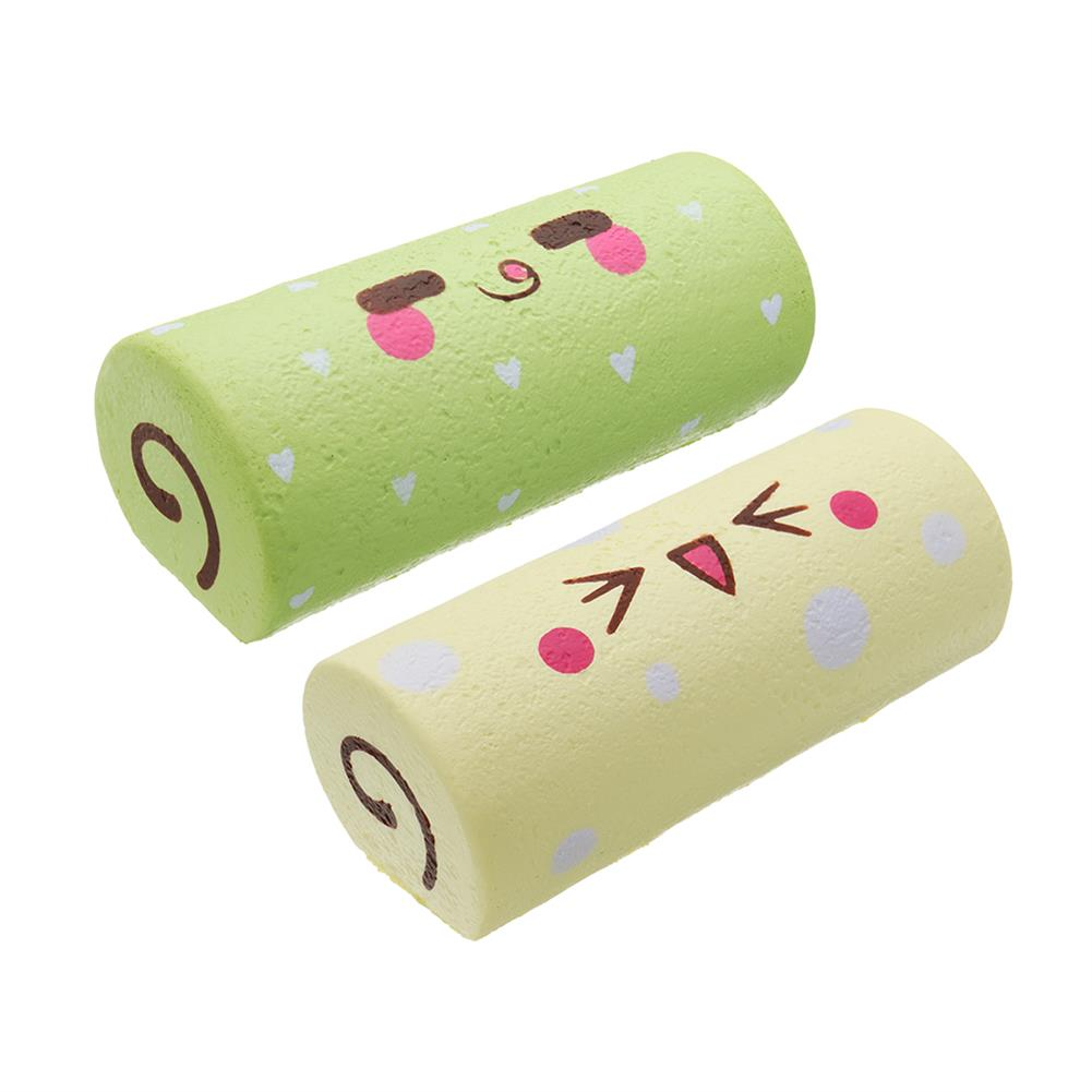squishy-toys SquishyFun Squishy Egg Swiss Roll Toy 14.5*6*5CM Slow Rising with Packaging Collection Gift Soft Toy HOB1298780 1