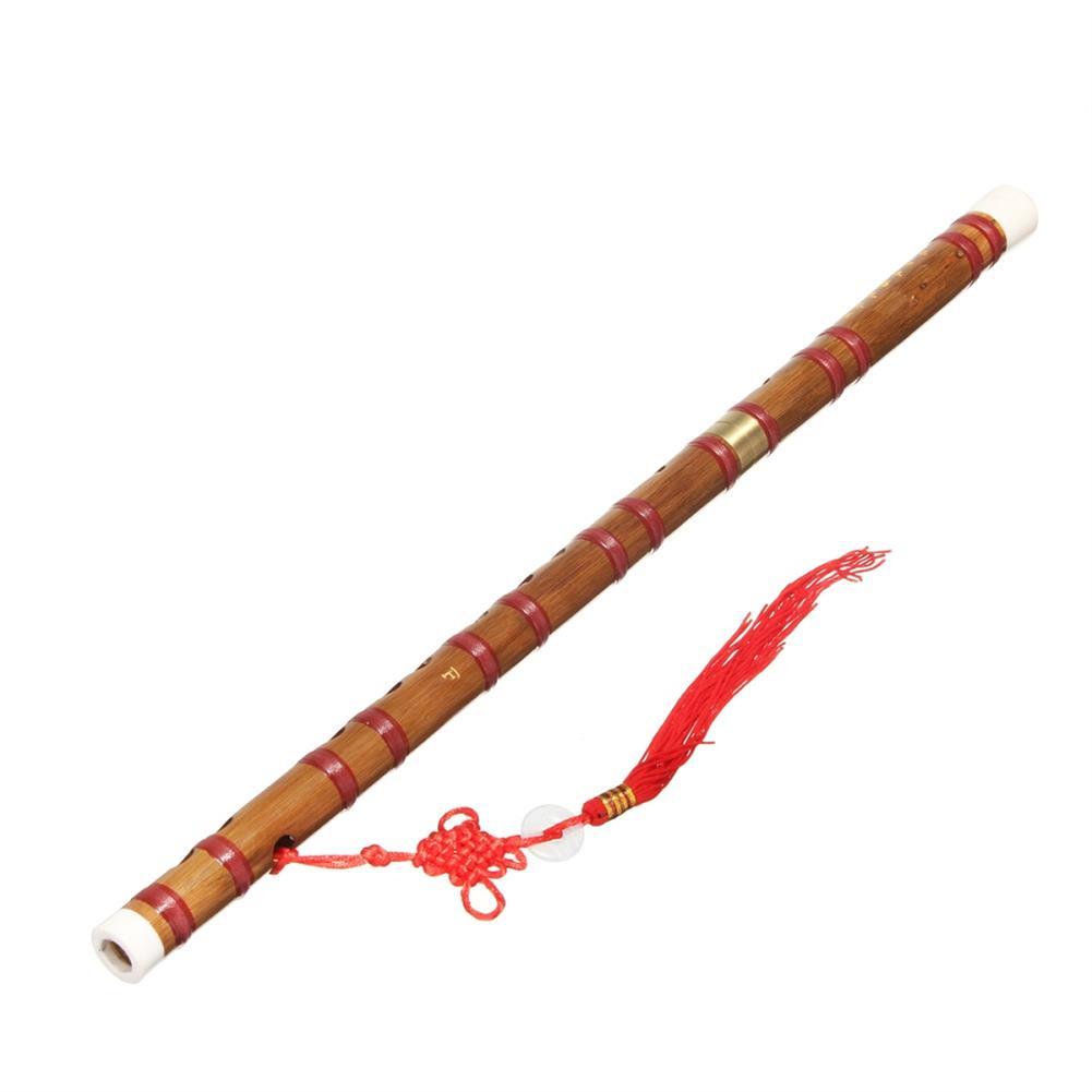 folk-world-winds Chinese Bamboo Woodwind Flute C E F G Key Professional Musical instruments HOB1300183 3