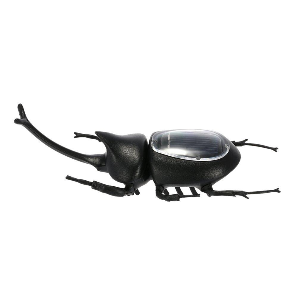 solar-powered-toys 11.5cm Cute Solar Beetle Solar Powered Toy Beetle Children's Educational Toy HOB1313409 1