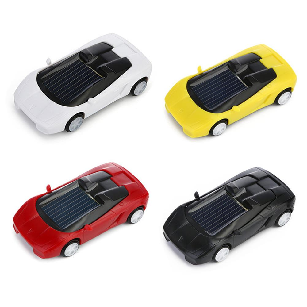 solar-powered-toys Solar Powered Toy Mini Car Kids Gift Super Cute Creative ABS No-toxic Material Children Favorate HOB1315990