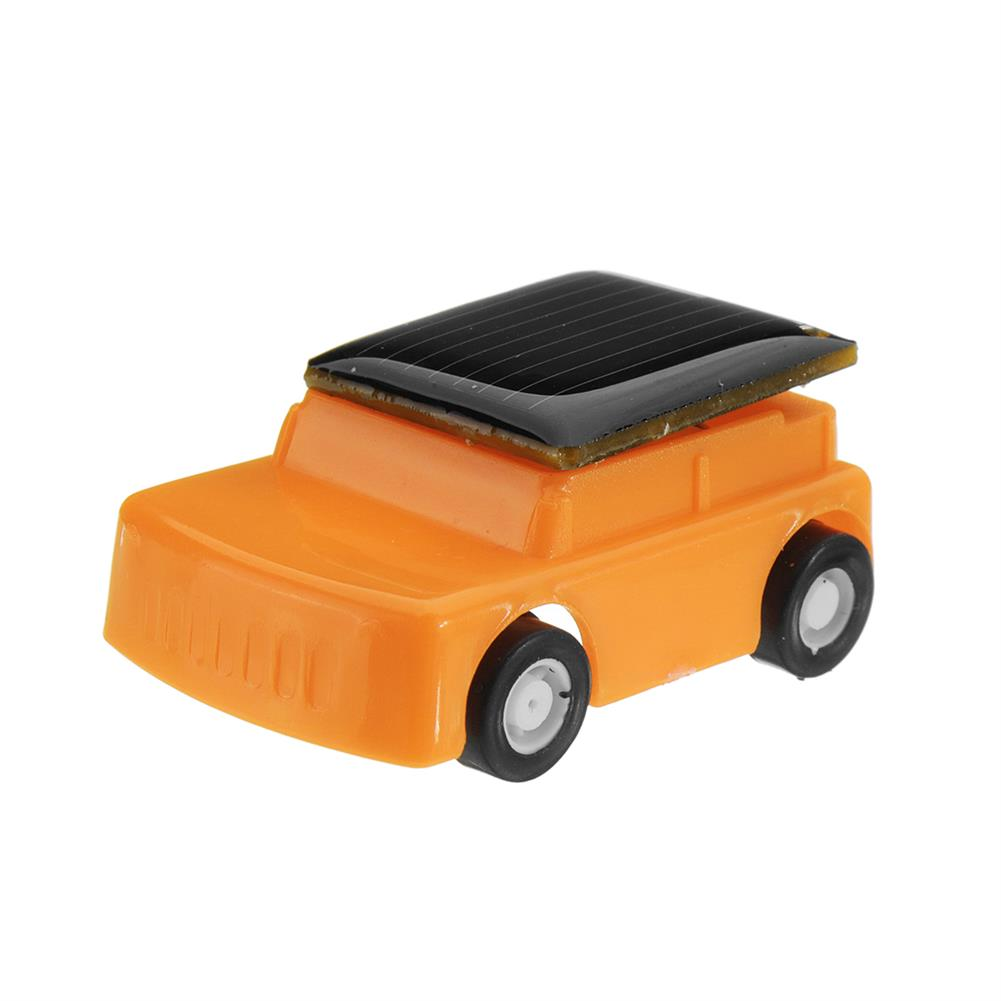 solar-powered-toys Solar Powered Toy Mini Car Kids Gift Super Cute Creative ABS No-toxic Material Children Favorate HOB1315990 1