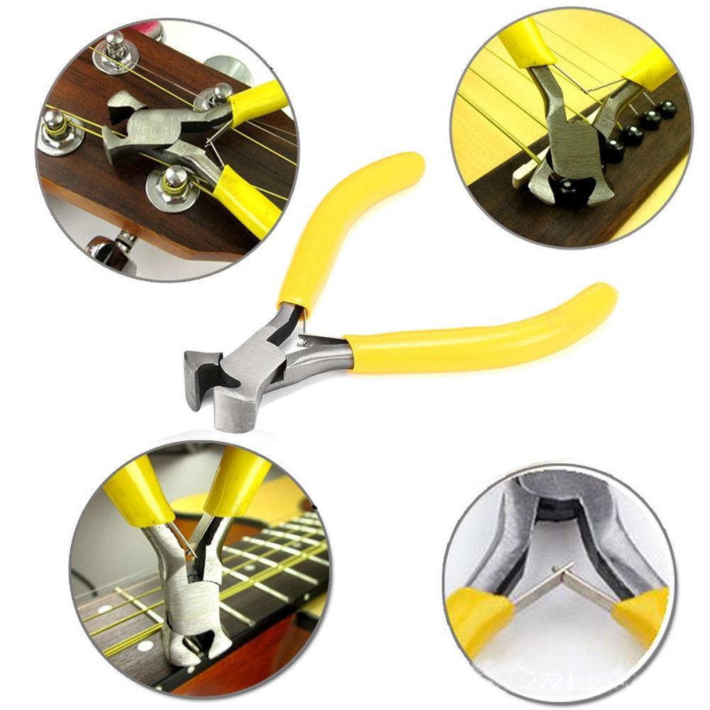 guitar-accessories Guitar Fret Puller Pliers File Fingerboard Guards Fretboard Fret Protector Shims Set HOB1319929