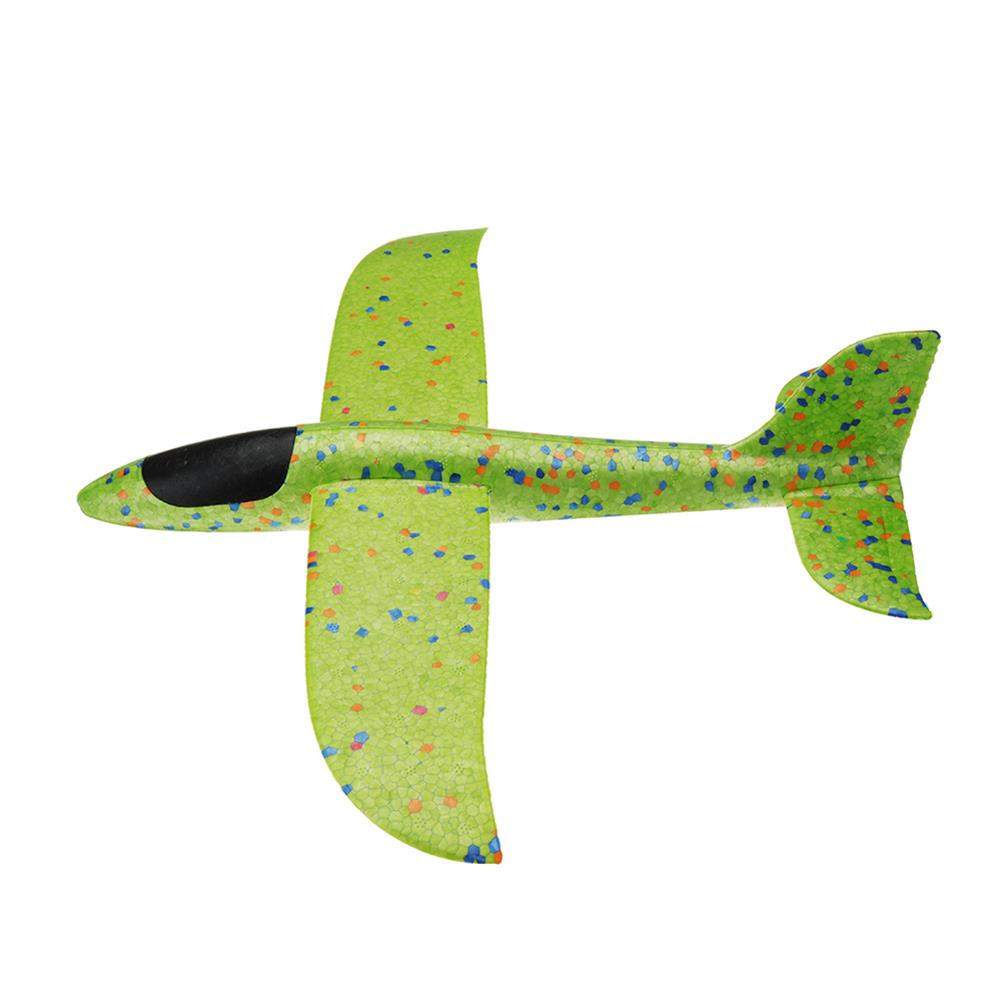 plane-parachute-toys 4PCS 35cm Big Size Hand Launch Throwing Aircraft Airplane Glider DIY inertial Foam EPP Plane Toy HOB1320925 1