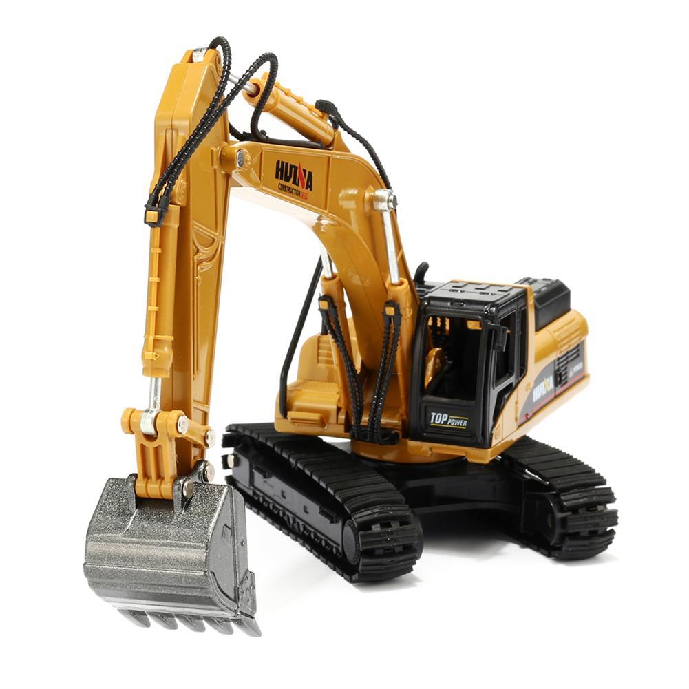 diecasts-model-toys 1:50 Alloy Excavator Toys Engineering Vehicle Diecast Model Metal Castings Vehicles HOB1327403