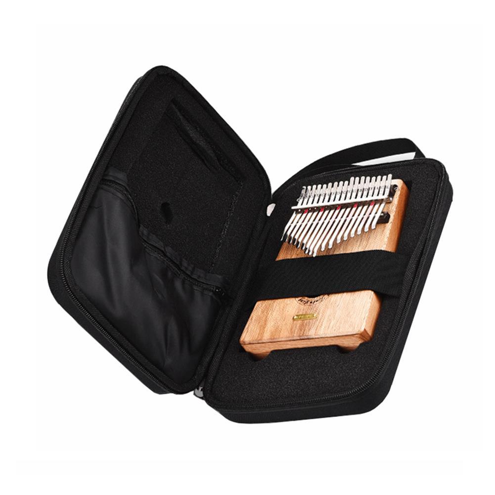 keyboard-accessories 10 Keys 17 Keys Kalimba Case Thumb Piano Mbira Portable Box Bag HOB1334219 1