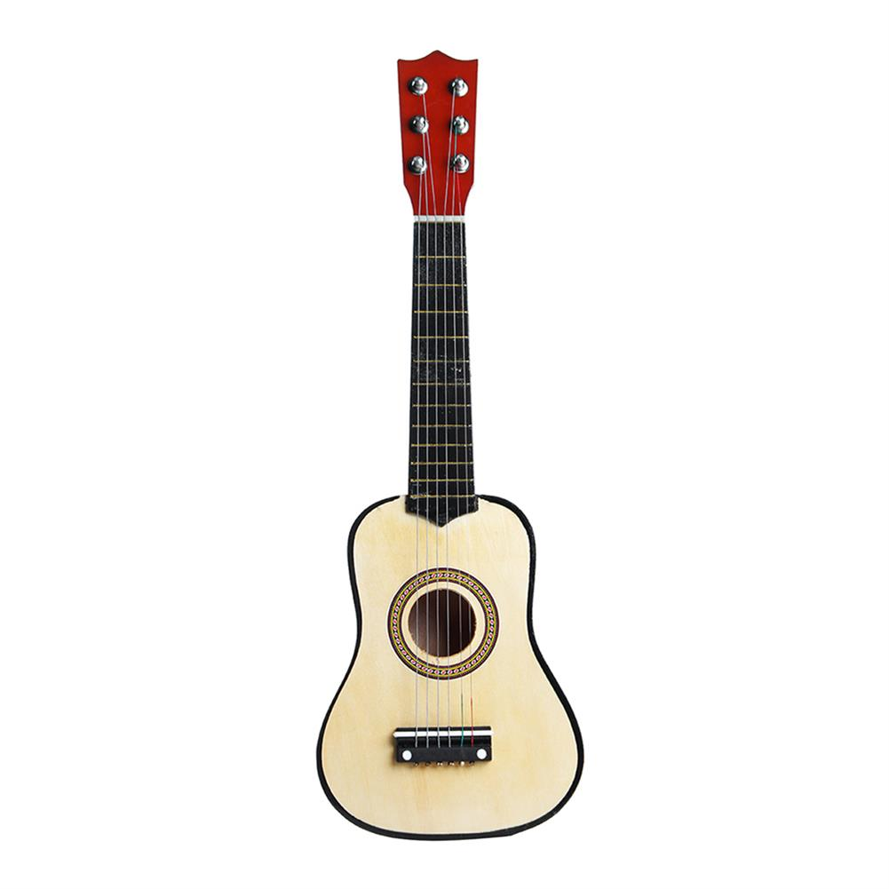 acoustic-guitars 21 inch 6 Strings Basswood Acoustic Classic Guitar for Kids Children Gift Mini Musical instrument HOB1335179 1