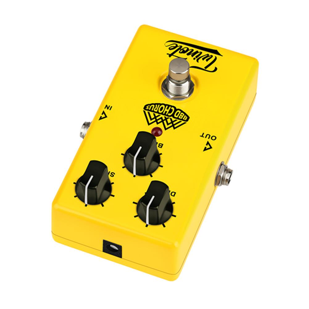 guitar-accessories Twinote Analog Chorus Guitar Effect Pedal Chorus effects Pedal Low Noise BBD circuitry True Bypass HOB1338484 1