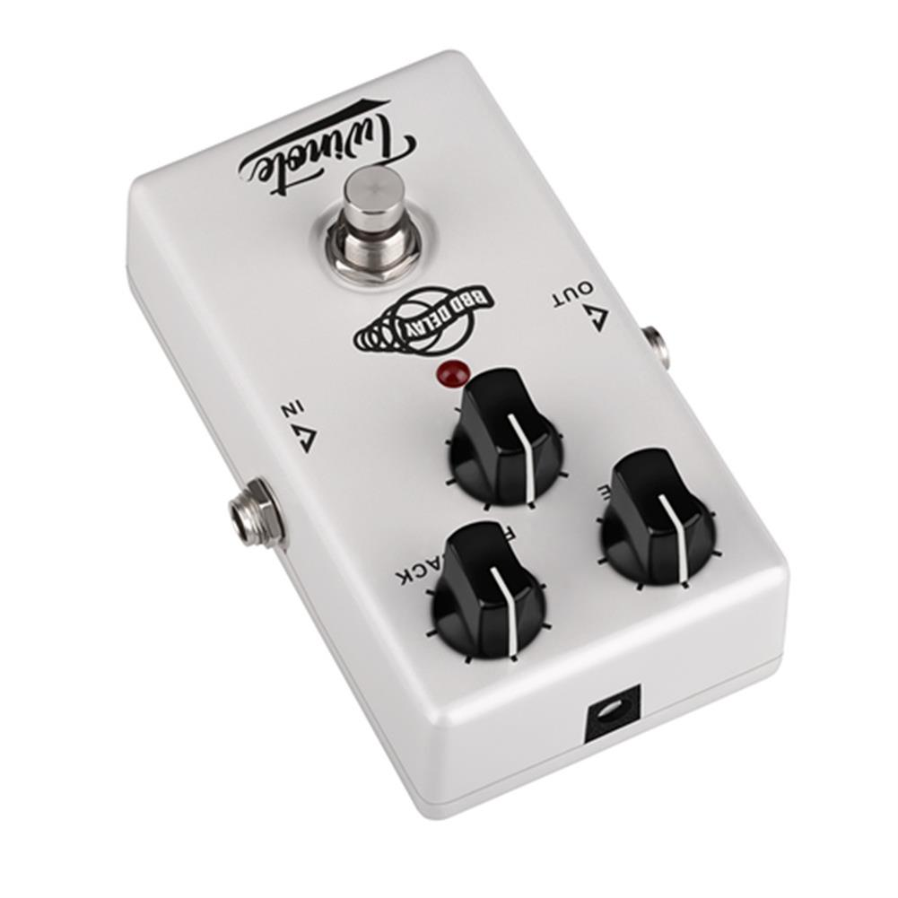guitar-accessories Twinote BBD Analog Delay Guitar Effects Pedal Low Noise Circuit 300ms Delay time Warm and Smooth Coupon 9db38e HOB1338485 1