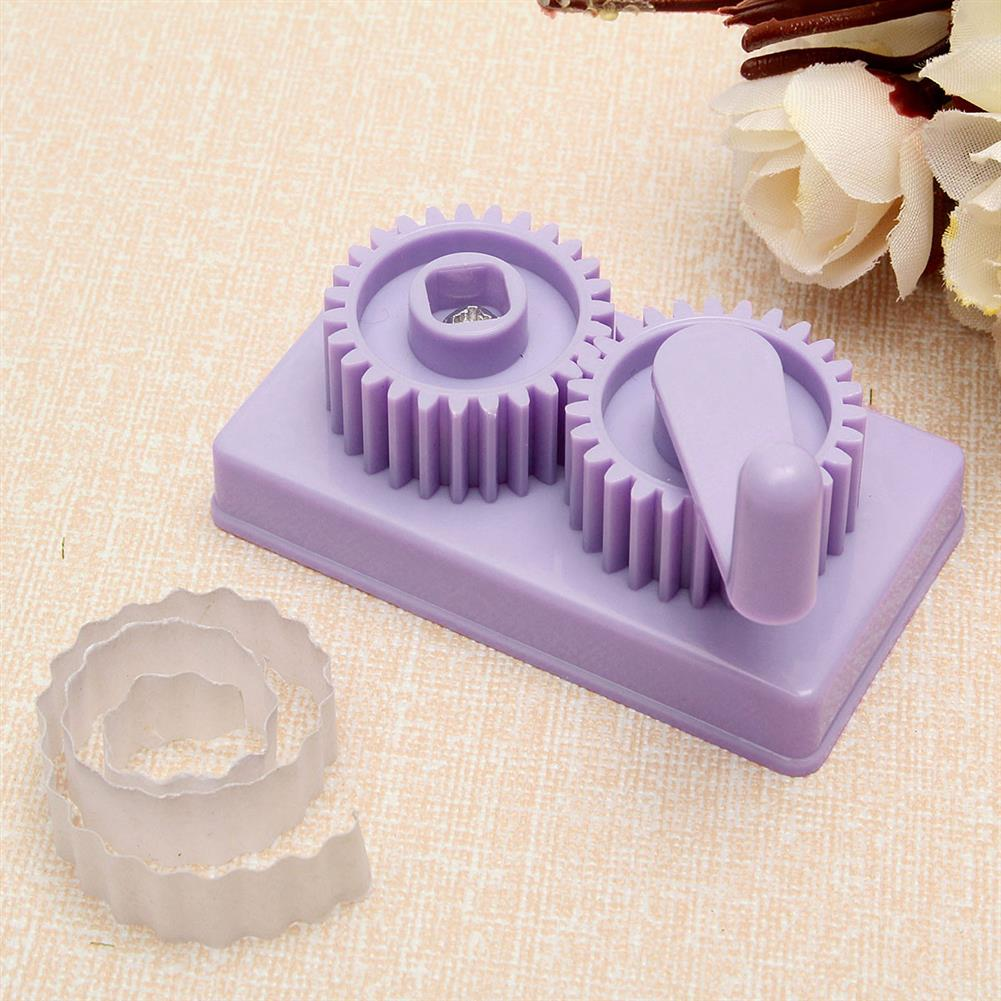 tools-bags-storage Plastic Paper Quilling Crimper Machine Crimping Paper Craft Quilled DIY Art Tool Craft Card Kit HOB1339554 2