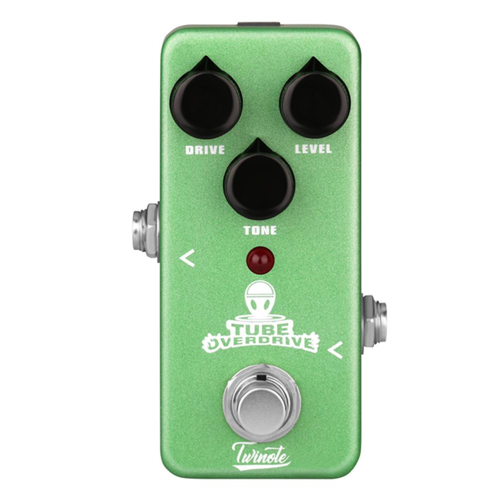 guitar-accessories Twinote TOD-1 Overdrive Guitar Effects Pedal with Nature and Warm Tube Overdrive Sound Coupon 9db38e HOB1340966