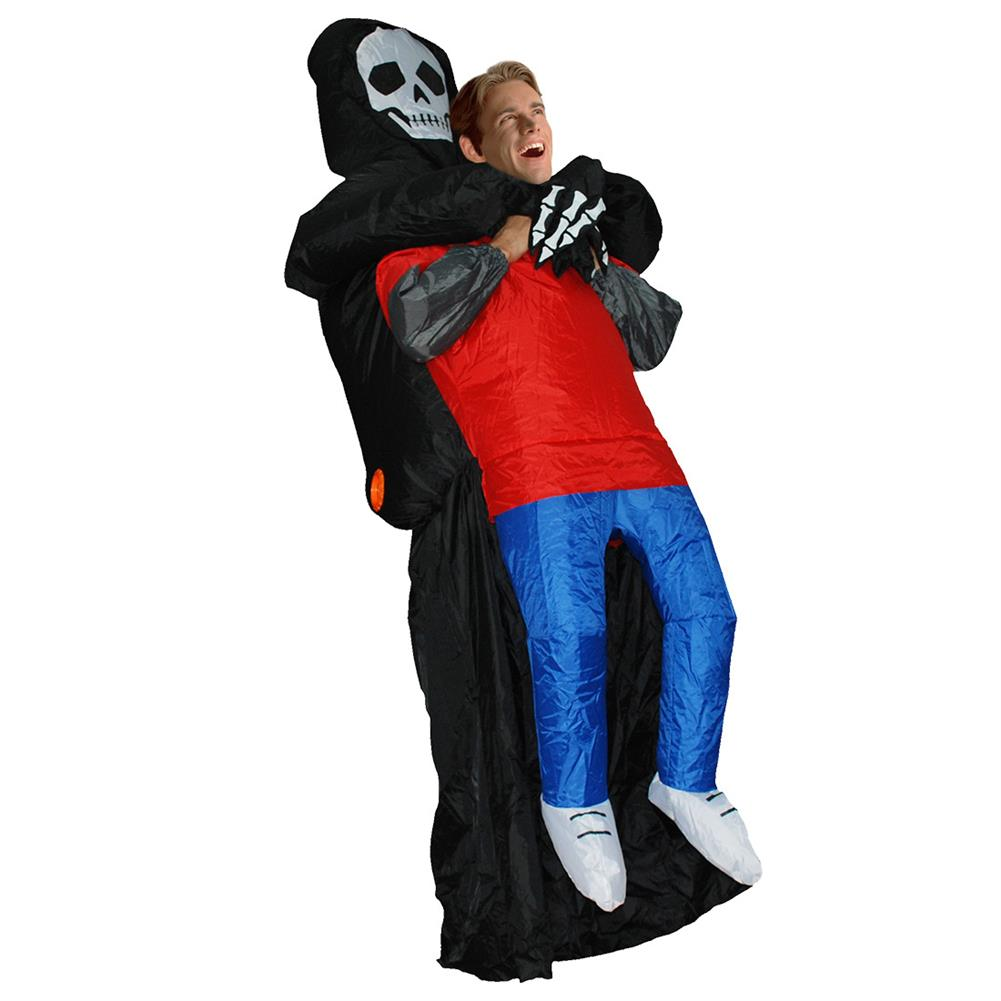 inflatable-toys inflatable Toy Costume Carnival Party Fancy God of Death Clothing for Adults Free Shipping HOB1343401