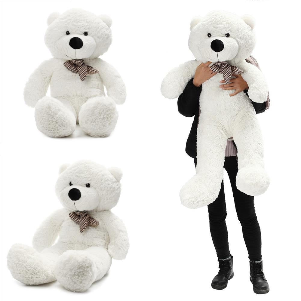 stuffed-plush-toys 140cm/55 inch Semi-Finished Giant Big Unstuffed Bear Skin Shell Skins Kid Baby Plush Toys HOB1343791