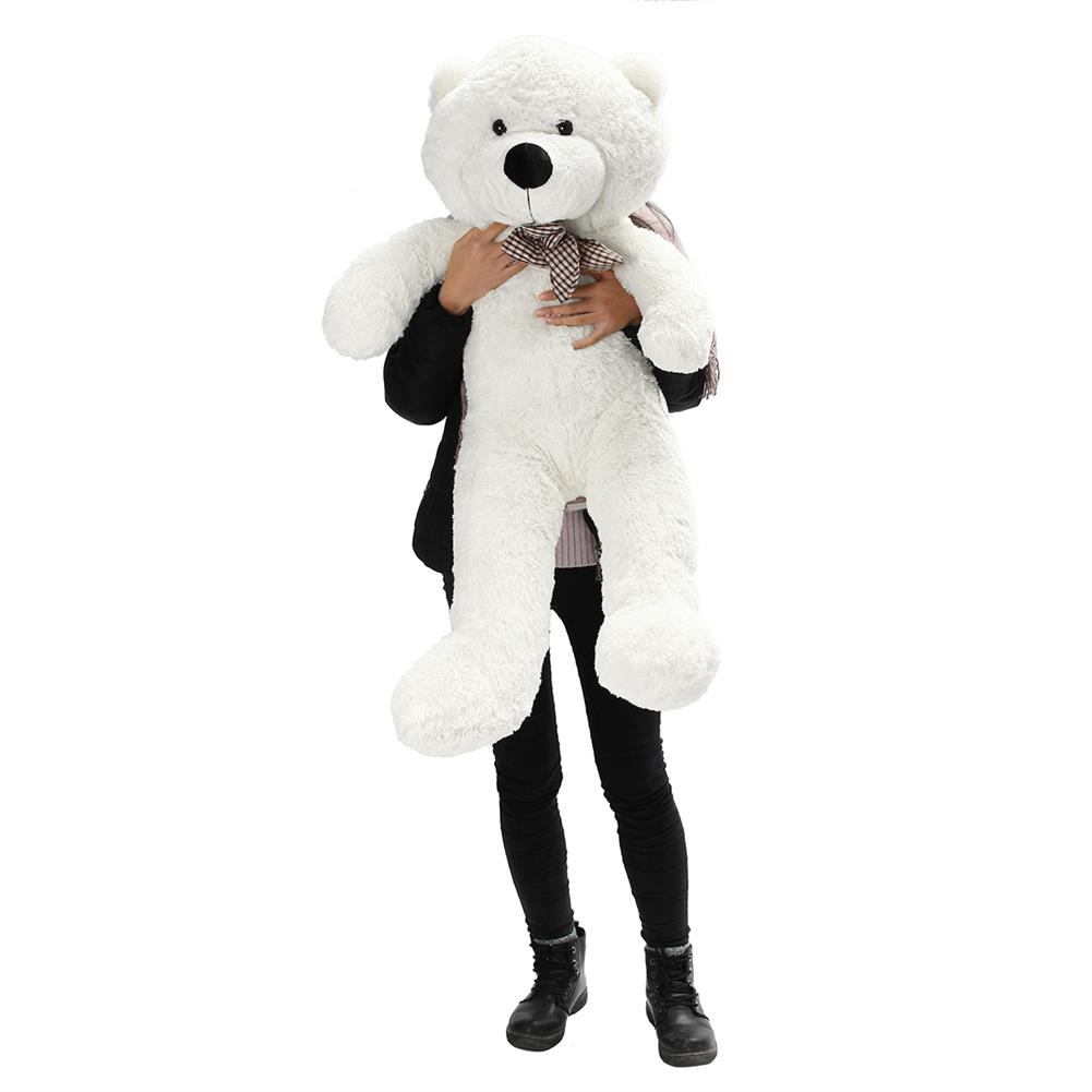 stuffed-plush-toys 140cm/55 inch Semi-Finished Giant Big Unstuffed Bear Skin Shell Skins Kid Baby Plush Toys HOB1343791 1
