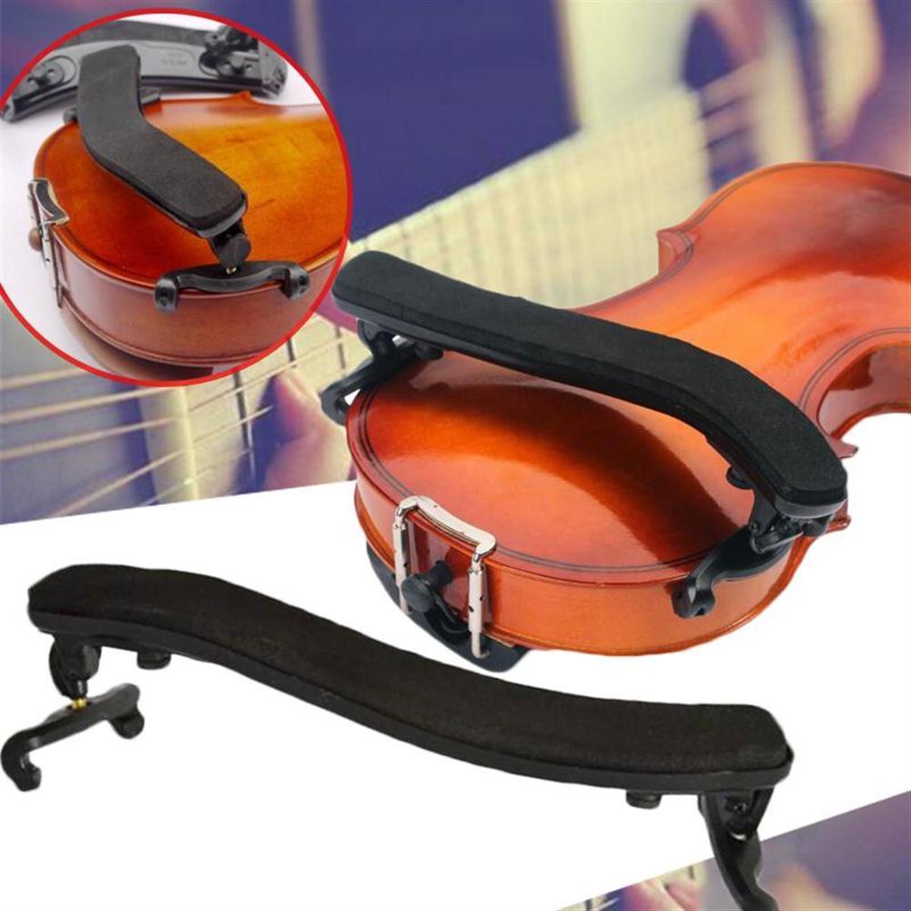 strings-accessories Zebra 3/4-4/4 Universal Violin Shoulder Pad Adjustable Shoulder for Violin Accessories HOB1353763 1