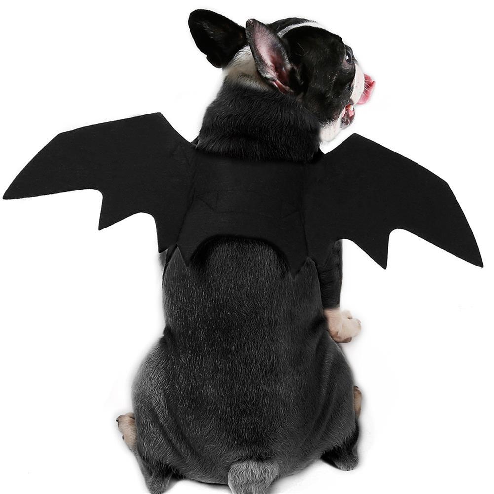 decoration Halloween Black Bat Wings Cute Party Decoration Toys HOB1358168 3