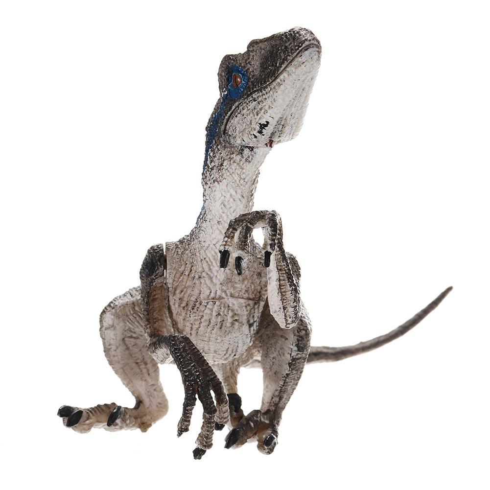 diecasts-model-toys 20cm Dinosaur Diecast Model Toy Plastic World Park Dinosaur Model Action Figures Kids Boy Gift HOB1359743