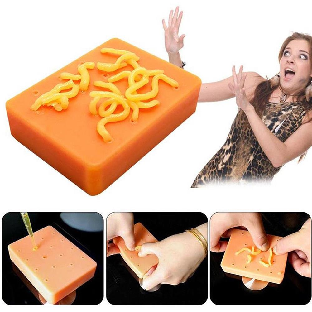 puzzle-game-toys Unique Squeeze Acne Toys Pimple Kit Funny-Toy Pops It Pal Remover Zit Decompression Stress Tool HOB1389413 3