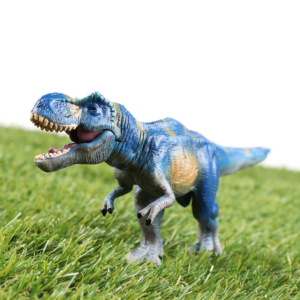 diecasts-model-toys Jurassic T-Rex Tyrannosaurus Rex Dinosaur Toy Diecast Model Collector Decor Kids Gift HOB1400478