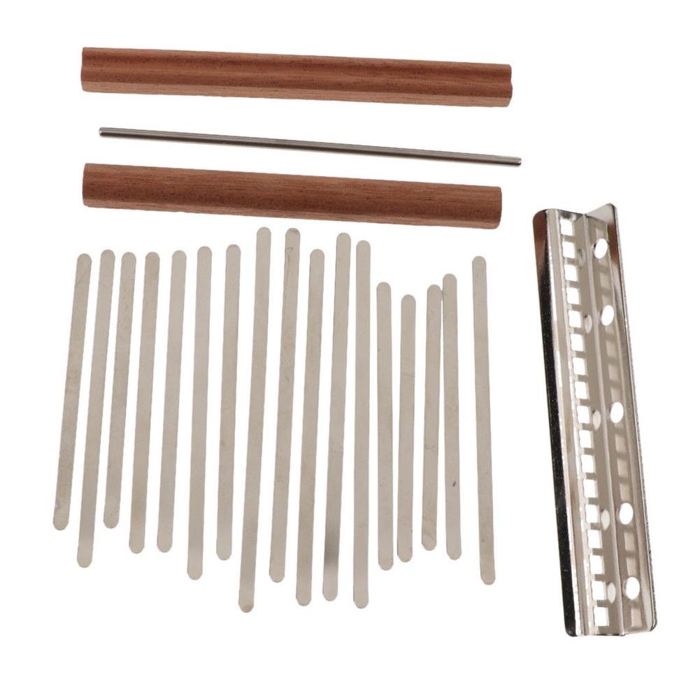 keyboard-accessories 17 Key DIY Kalimba Thumb Piano Finger Percussion Parts HOB1403019