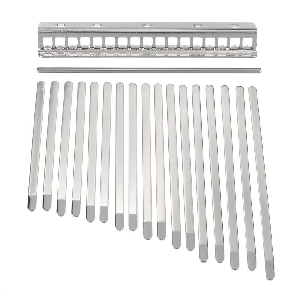 keyboard-accessories 17 Key DIY Kalimba Thumb Piano Finger Percussion Parts HOB1403019 1