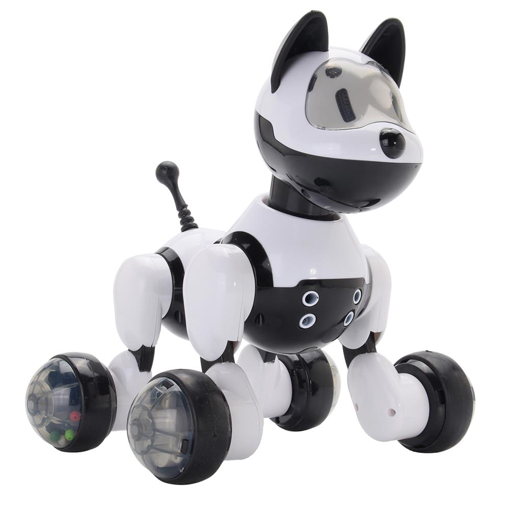 puzzle-game-toys intelligent Electronic Pet Robot Dog Kids Walking Puppy Action Toys Kid Gift HOB1404243 2