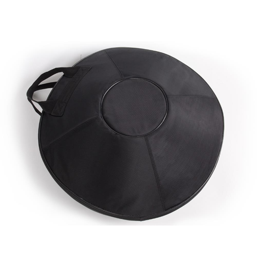 percussion-accessories 9 Notes Oxford Cloth Musical Hand Drum Bag Handpan Tongue Steel Carry Bag HOB1405475