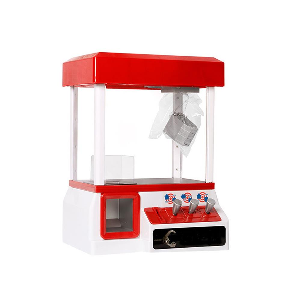 puzzle-game-toys Carnival Style Vending Arcade Claw Candy Grabber Reacher Prize Machine Game Kids Toys HOB1408495 1