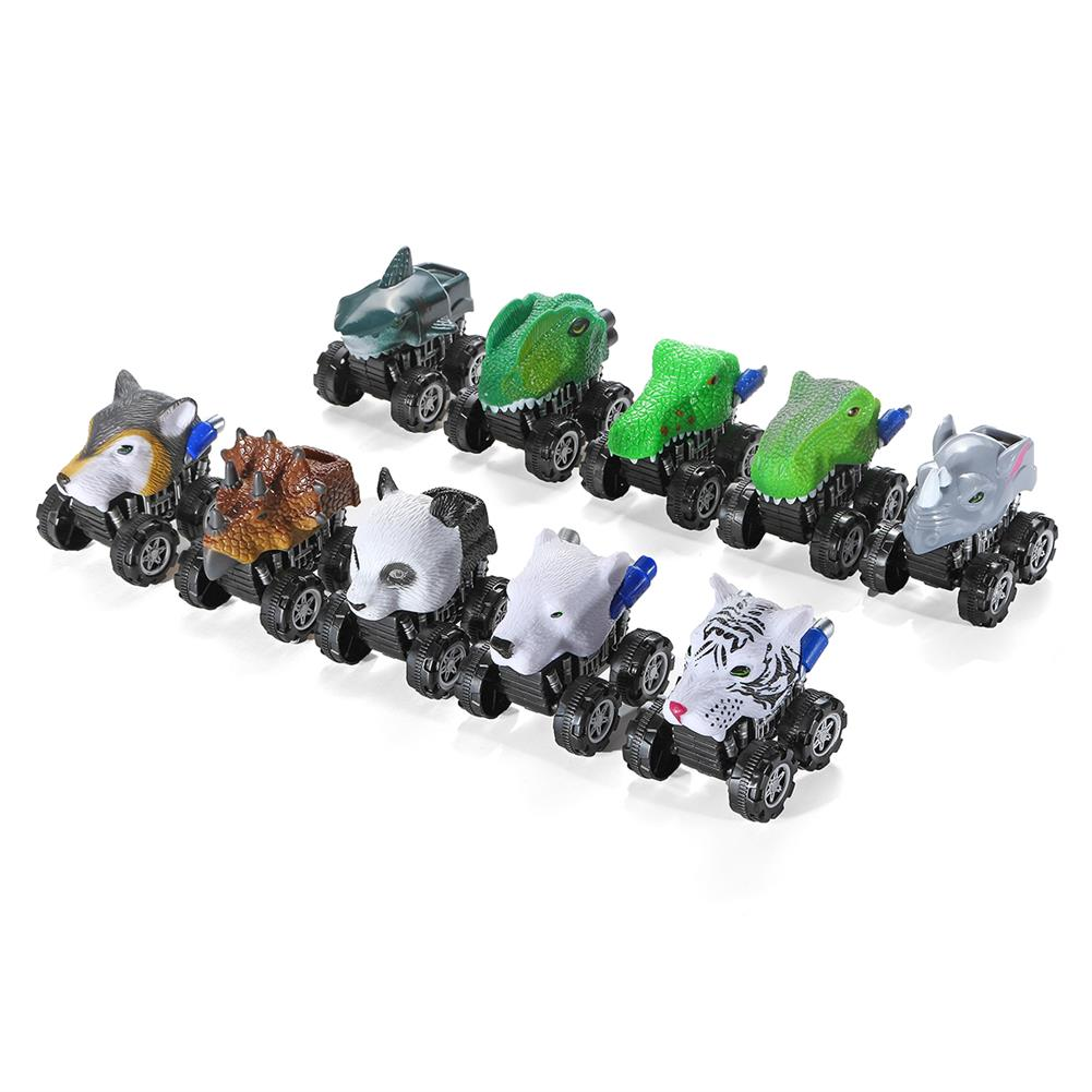 wind-up-tin-toys Wind-up Dinosaur Cars Toys Animal Model Novelities Toys Funny Gift Collection HOB1412526 1