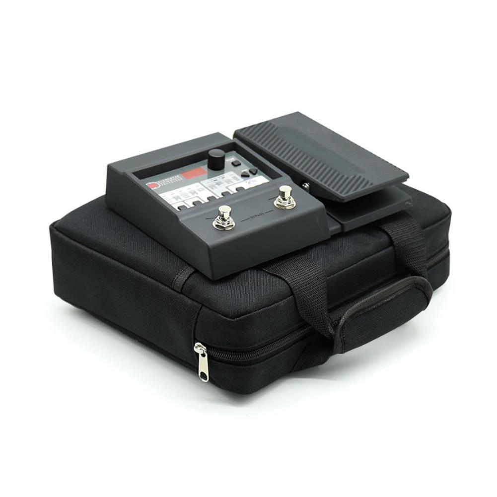 guitar-accessories Waterproof Carry Bag Case Guitar Pedal Bag Oxford Cloth for Guitar Bass Violin Pedal HOB1413497