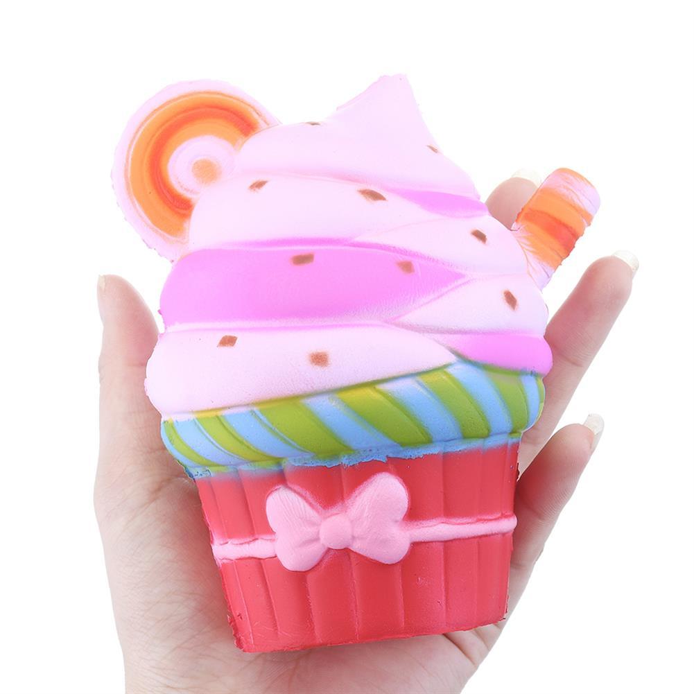 squishy-toys 2019 Squishies Soft Kawaii Cream Cake Slow Rising Squeeze Relieve Stress squishy smooshy mushy Toy HOB1421122