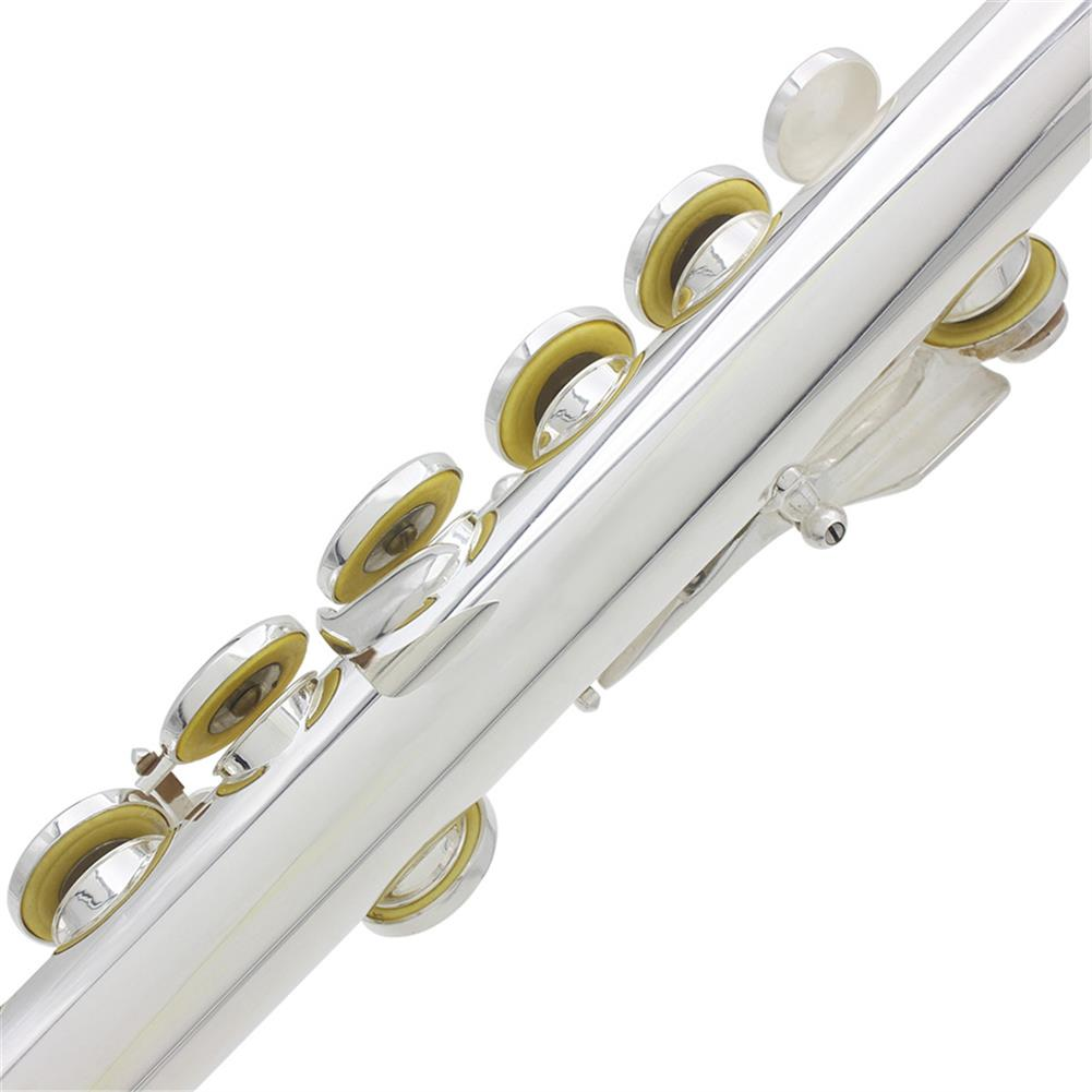 flute SLADE 16 Holes C Key Flute Copper with Cloth Screwdriver Gloves Bag HOB1423141 3