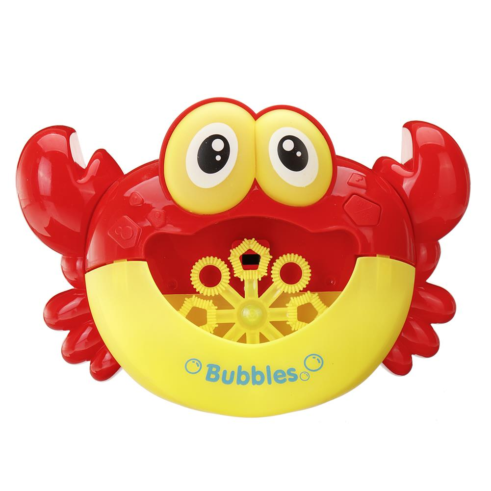 puzzle-game-toys Crab Music Bubble Machine Bubble Maker Machine Bubble Blower Science Toys HOB1425567 1