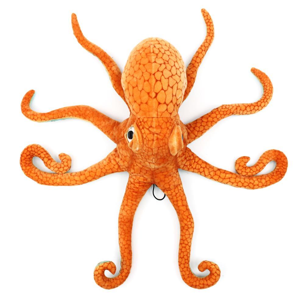 stuffed-plush-toys 80CM Huge Funny Cute Octopus Squid Stuffed Animal Soft Plush Toy Doll Pillow Gift HOB1426287 1
