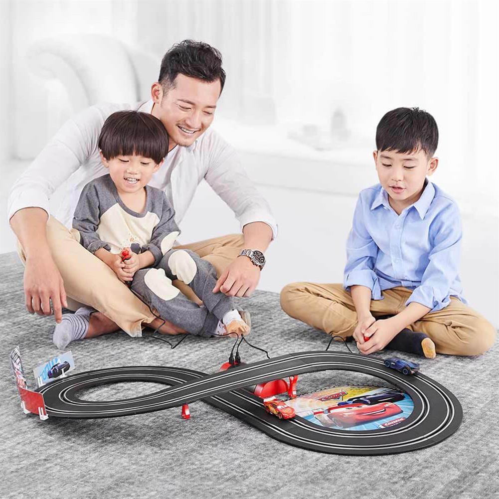 blocks-track-toys 1:52 Track Toys Handle Remote Control Car Toy Race Car Kid's Developmental Toy HOB1433596