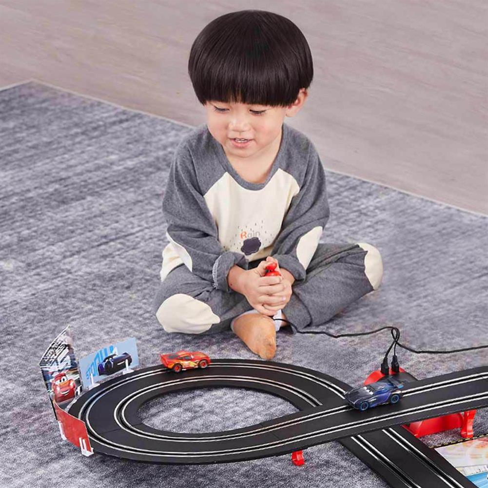 blocks-track-toys 1:52 Track Toys Handle Remote Control Car Toy Race Car Kid's Developmental Toy HOB1433596 1