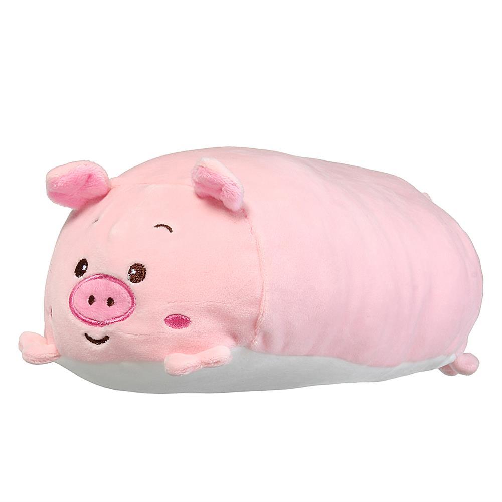 stuffed-plush-toys 30/60cm Chubby Cute Soft Animal Cartoon Cushion Stuffed Plush Toy Stuffed Puppy Kitty Pillow HOB1434473 1
