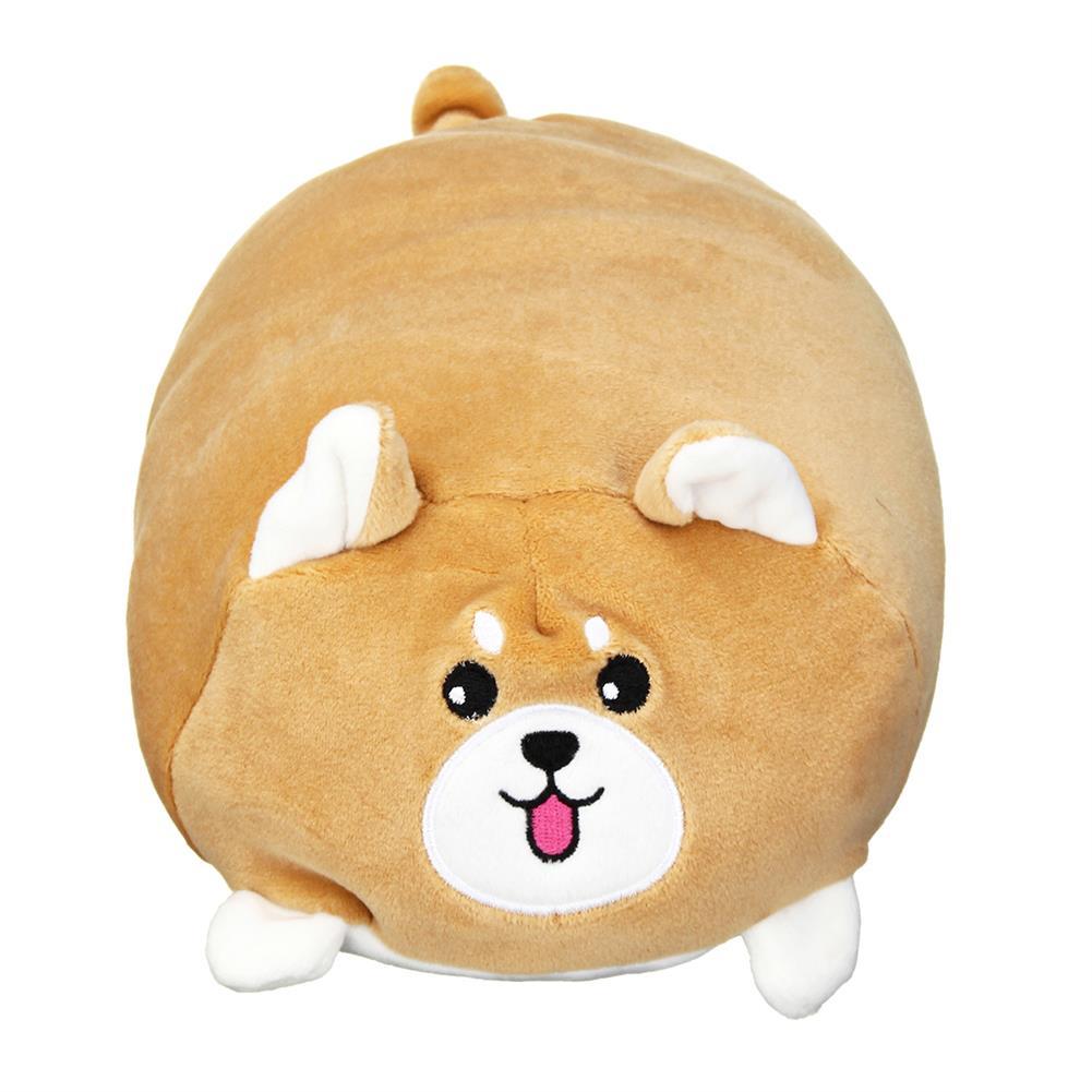 stuffed-plush-toys 30/60cm Chubby Cute Soft Animal Cartoon Cushion Stuffed Plush Toy Stuffed Puppy Kitty Pillow HOB1434473 3