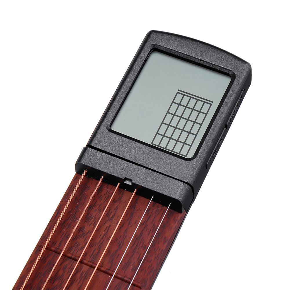 guitar-accessories SOLO SCT-80 Portable Chord Trainer Pocket Guitar Practice Tool for Beginner HOB1438600 3
