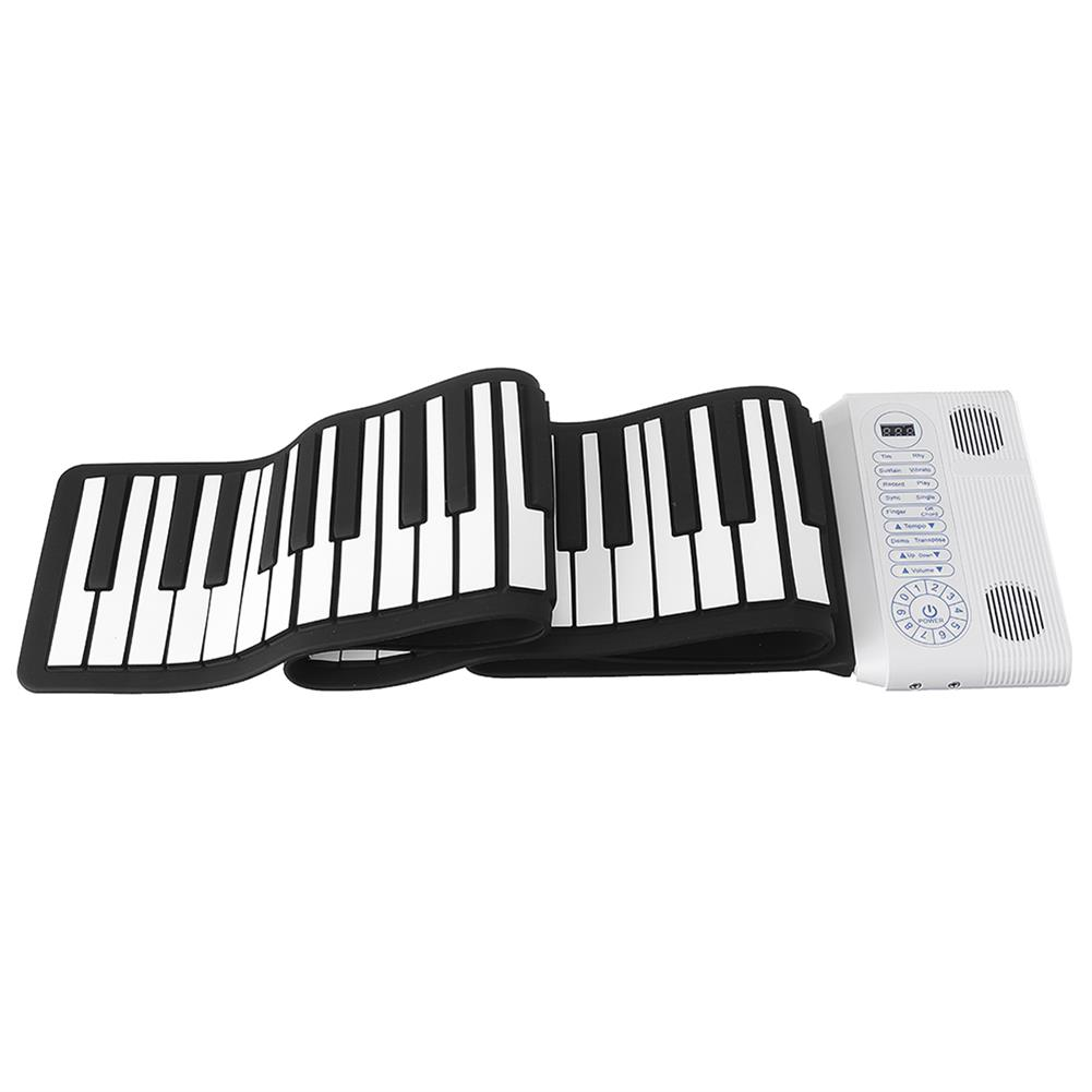 roll-up-piano Iword S3088 88 Keys Professional Hand Roll Up Keyboard Piano Built in Dual Speakers HOB1439301 1