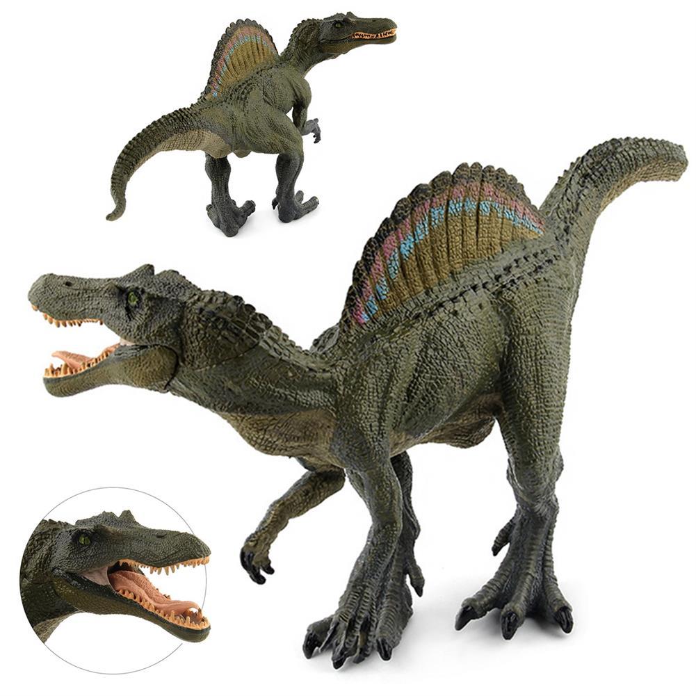 puzzle-game-toys Large Spinosaurus Figure Realistic Dinosaur Model Birthday Kids Study Toys Gift HOB1446123 1