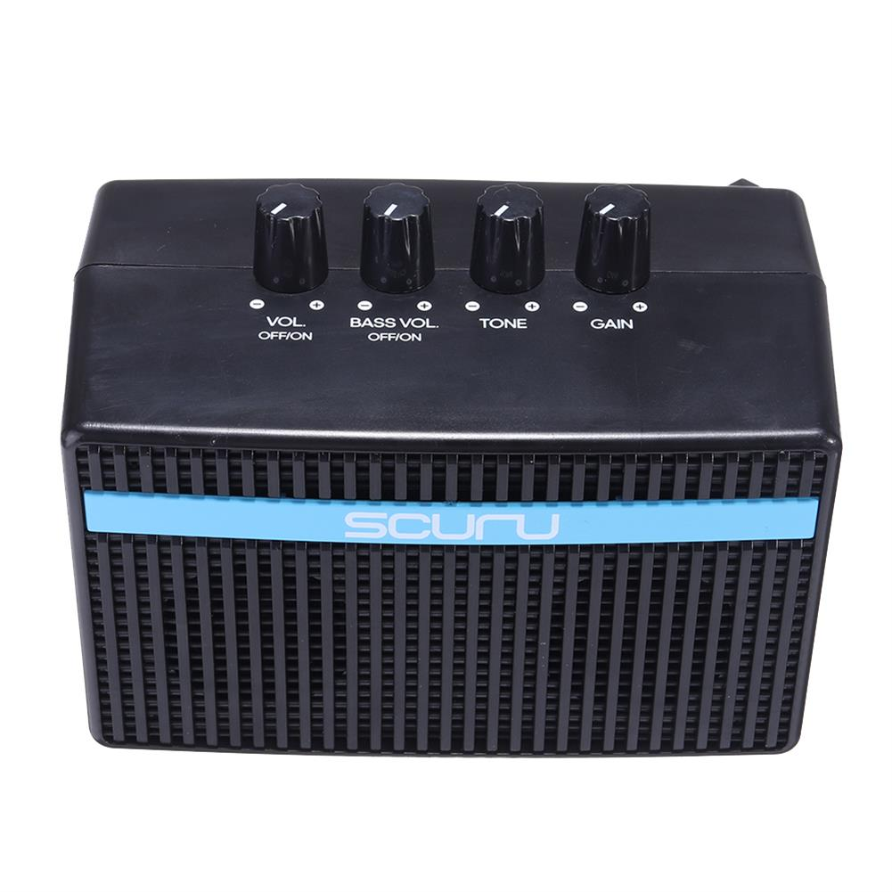 speakers-subwoofers Caline S1B Portable Mini Amplifier for Guitar Bass HOB1451697 1