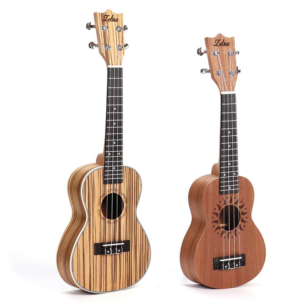 ukulele 21 23 inch Full 4 Strings Ukulele Acoustic Musical Guitar HOB1452035